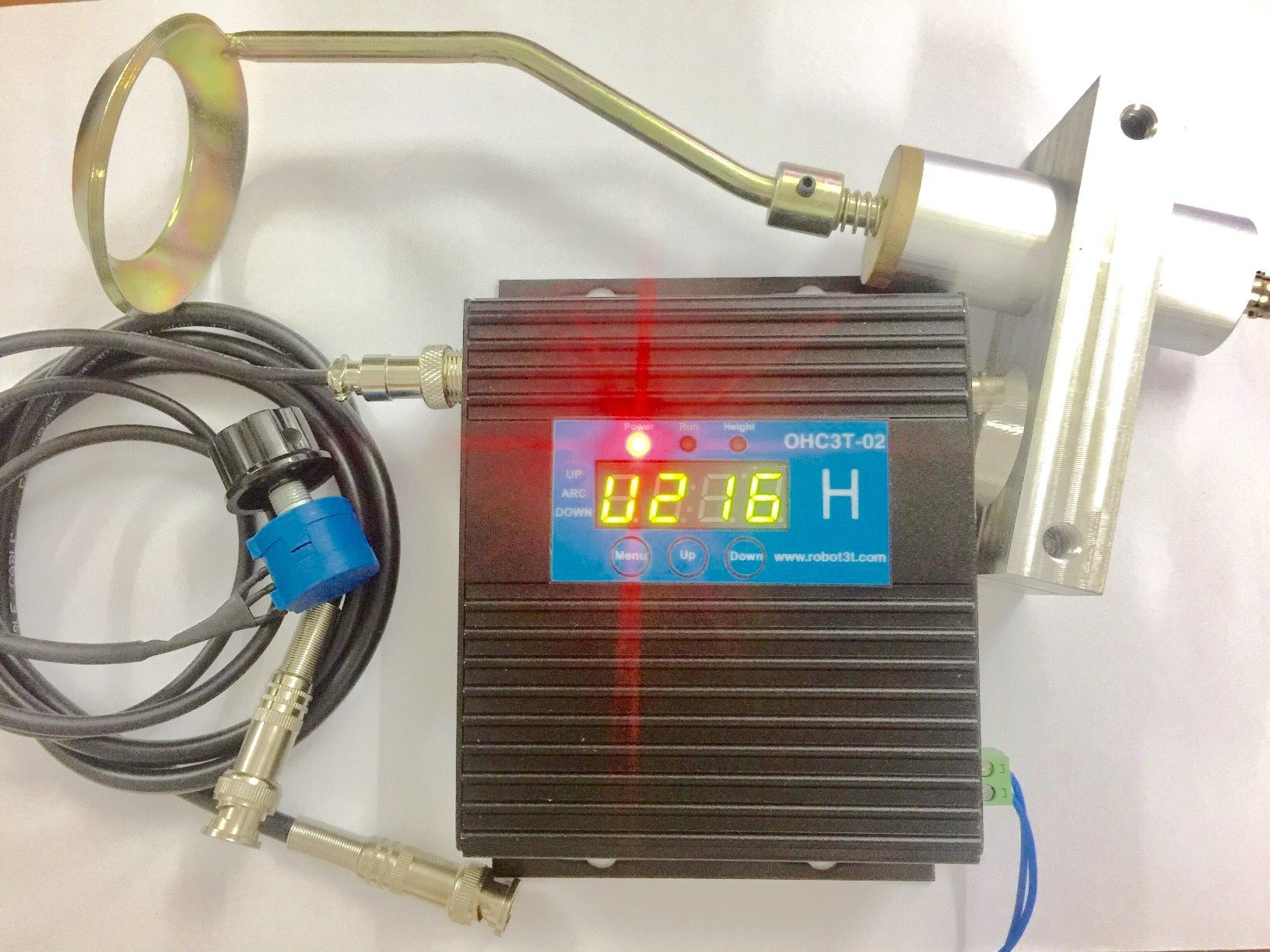 Torch Height Controller for Gas Up//Down//ARC Ok