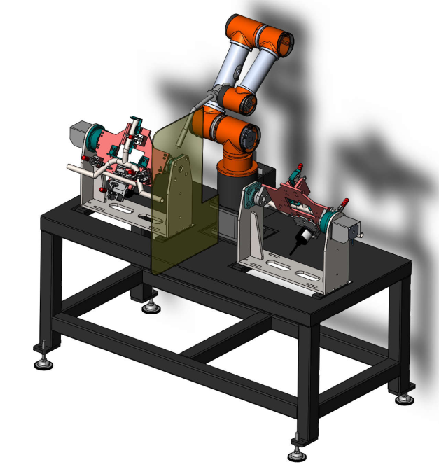 R3T-02: 3kg Payload Industrial Robot - Robot 3T